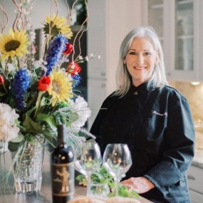 Roseann Mayer chef at all american outfitter