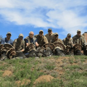 Texas whitetail deer hunts and mule deer hunts at All American Outfitter