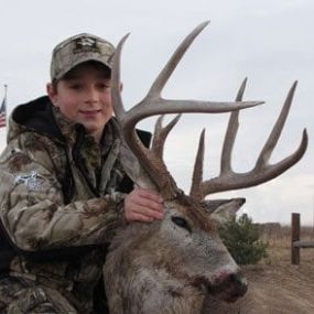 texas whitetail deer hunts