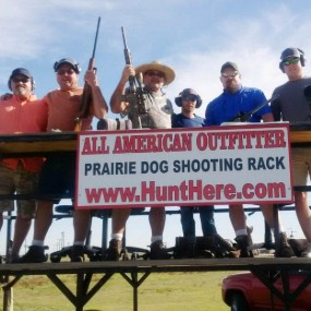 prairie dog hunts in the texas panhandle