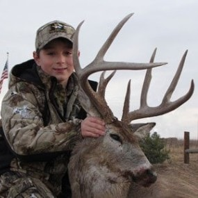 whitetail deer hunts in the texas panhandle